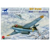 Bronco Models GB7001 - 1:72 Blohm & Voss BV P178 Dive Bomber Jet.