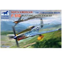 Bronco Models FB4012 - 1:48 North American F-51D Mustang Korean War
