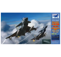 Bronco Models FB4004 - 1:48 Chinese PLA AF J-10A/10A 'Vigorous Dragon' Fighter