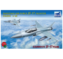 Bronco Models FB4001 - 1:48 Pakistan Air Force JF-17 Fighter