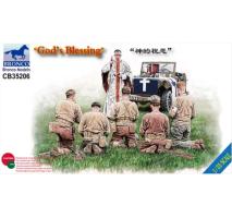 """Bronco Models CB35206 - 1:35 """"God's Blessing"""""""