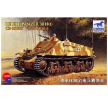 Bronco Models CB35003 - 1:35 Befehlpanzer 38H(f)