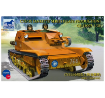 Bronco Models CB35007 - 1:35 CV L3/35 Tankette Serie II