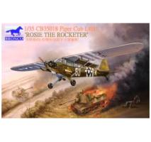 Bronco Models CB35018 - 1:35 Piper Cub L4H 'Rosie The Rocketeer'