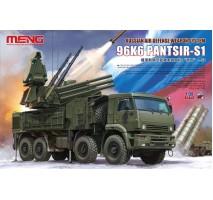 MENG SS-016 - 1:35 Russian Air Defense Weapon System 96K6 PANTSIR-S1