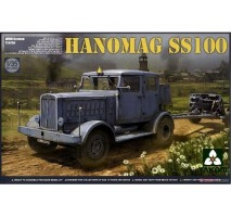 TAKOM 2068 - 1:35 WWII German Tractor Hanomag SS100