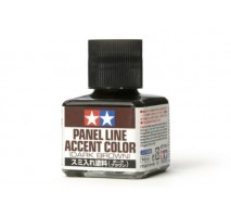 TAMIYA 87140 - Panel Line Accent Color (Dark Brown) - 40 ml