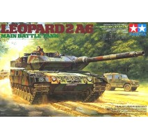 TAMIYA 35271 - 1:35 Leopard 2 A6 Main Battle Tank