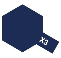 TAMIYA 81003 - X-3 Royal Blue - Acrylic Paint (Gloss) 23 ml