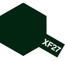 TAMIYA 81327 - XF-27 Black green - Acrylic Paint (Flat) 23 ml