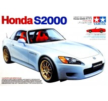 TAMIYA 24245 - 1:24 Honda S2000 (2001 Version)
