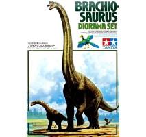 TAMIYA 60106 - 1:35 Brachiosaurus Diorama
