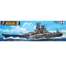 TAMIYA 78031 - 1:350 Musashi (2013)