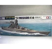 TAMIYA 31114 - 1:700 Japanese Battleship Musashi