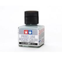 TAMIYA 87189 - Panel Accent Color (Light Gray) - 40 ml