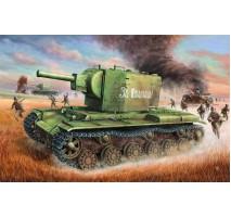 Trumpeter 00312 - 1:35 Russian KV-2 Tank