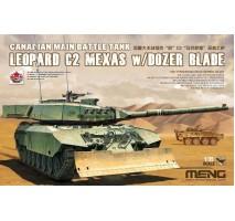 MENG TS-041 - 1:35 Leopard C2 Mexas w/ Dozer Blade
