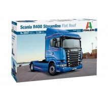 Italeri 3947 - 1:24 SCANIA R400 STREAMLINE (Flat Roof)