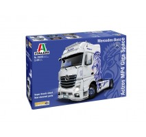 Italeri 3935 - 1:24 Mercedes-Benz ACTROS MP4 Giga Space