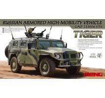 MENG VS-003 - 1:35 Russian Armored High-Mobility Vehicle GAZ 233014 STS