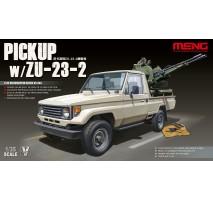 MENG VS-004 - 1:35 Pickup w/ZU-23-1