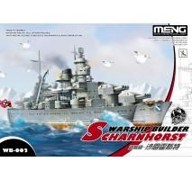 MENG WB-002 - Warship Builder Series Scharnhorst