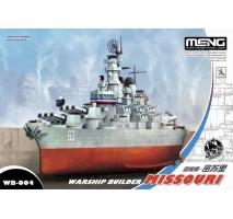 MENG WB-004 - Warship builder Missouri