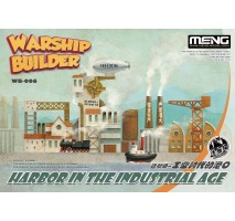 MENG WB-006 - Harbor in the Industrial Age