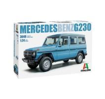 Italeri 3640 - 1:24 MERCEDES BENZ G229