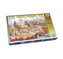 Zvezda 3618 - 1:35 SOV.MEDICAL PERSONNEL WWII - 5 figures