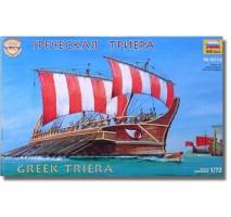 Zvezda 8514 - 1:72 Greek Triera