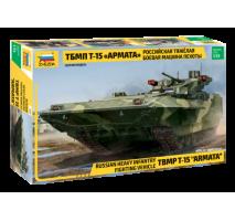 "Zvezda 3681 - 1:35 Russian heavy infantry fighting vehicle BMP T-15 "" Armata"""