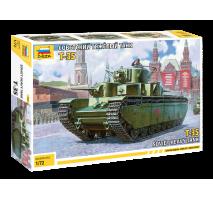 Zvezda 5061 - 1:72 SOVIET HEAVY TANK T-35