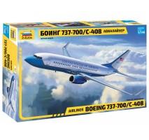 Zvezda 7027 - 1:144 BOEING 737-700