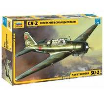Zvezda 4805 - 1:48 Sukhoi Su-2