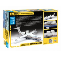 Zvezda 7034 - 1:144 BERIEV Be-200 AMPHIBIOUS AIRCRAFT
