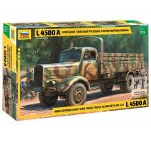 Zvezda 3596 - 1:35 German Heavy Truck L4500A
