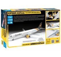 Zvezda 7040 - 1:144 AIRBUS A321ceo