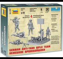 Zvezda 6216 - German Anti-Tank Rifle Team 1:72