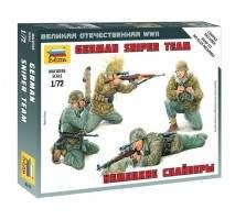 Zvezda 6217 - German Sniper Team 1:72
