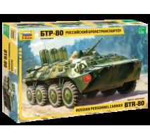Zvezda 3558 - 1:35 BTR-80 APC