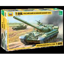 Zvezda 3590 - 1:35 T-80 B RUSSIAN MBT