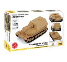 Zvezda 5041 - 1:72 German Tank Destroyer FERDINAND